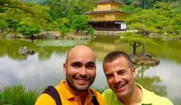 Eduardo QUEIPO DE LLANO & Fidel HIJANO - Japón