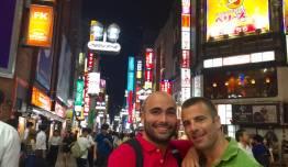 Eduardo QUEIPO DE LLANO & Fidel HIJANO (Málaga) - Japón