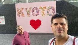 Borga ANTOLIN MORENO & Alba Maria CEREZO GALACHO (Málaga) - Japón a tu Aire con Rail Pass - Contrastes Kyoto y Tokyo