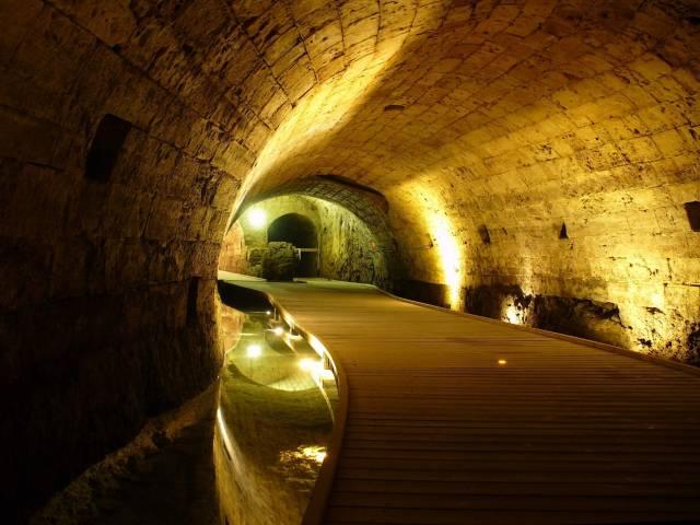 Túnel templario