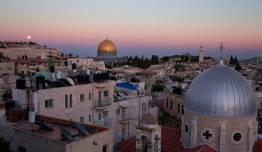Israel  - Esencias de Tierra Santa + Belén