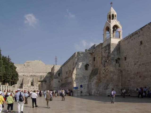 Visita de Belen (Palestina)