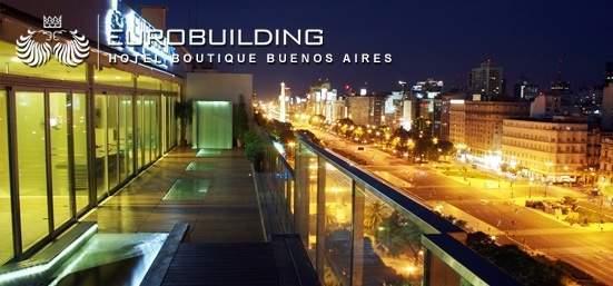 Hotel-Boutique Eurobuilding Buenos Aires