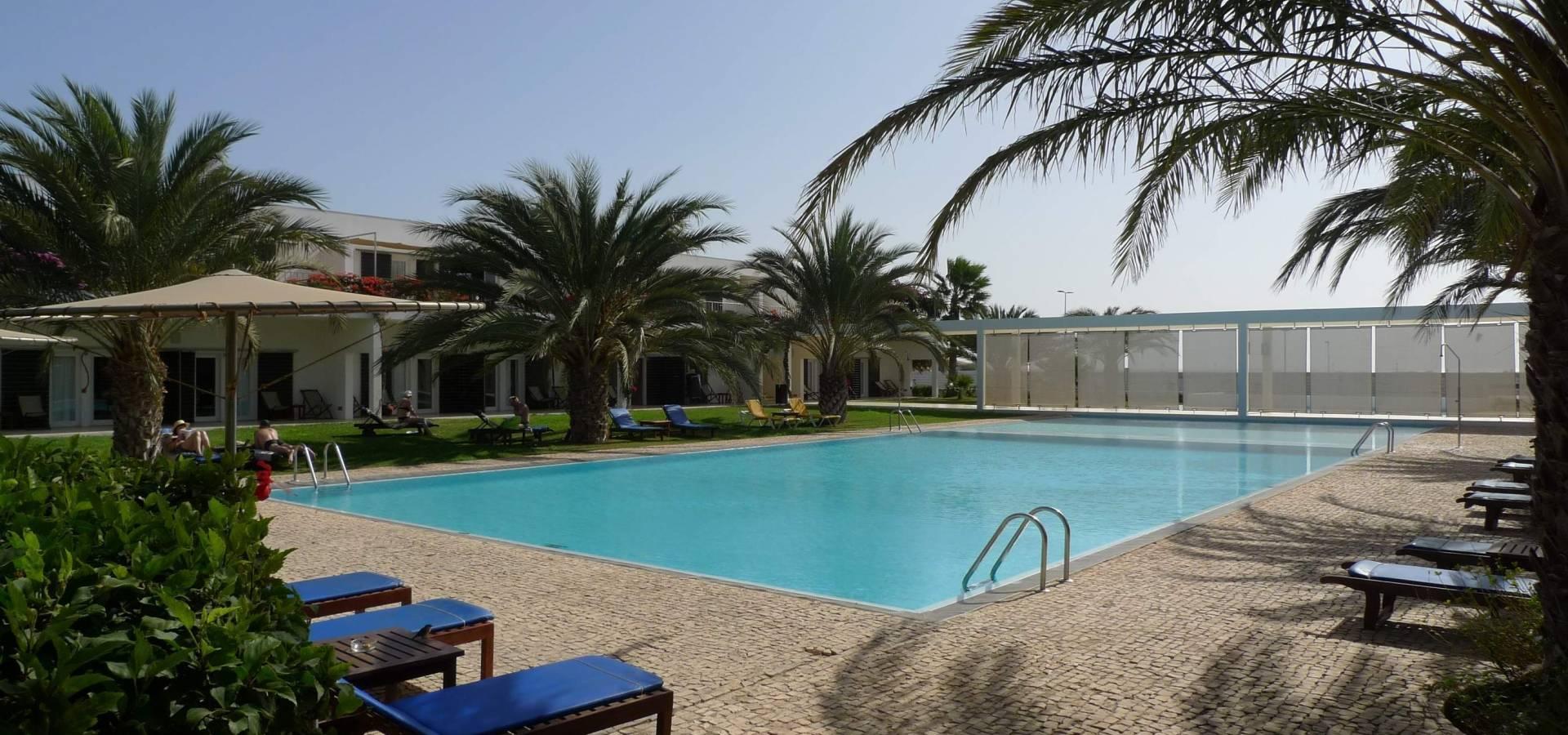 Cabo Verde - Hotel Dunas de Sal