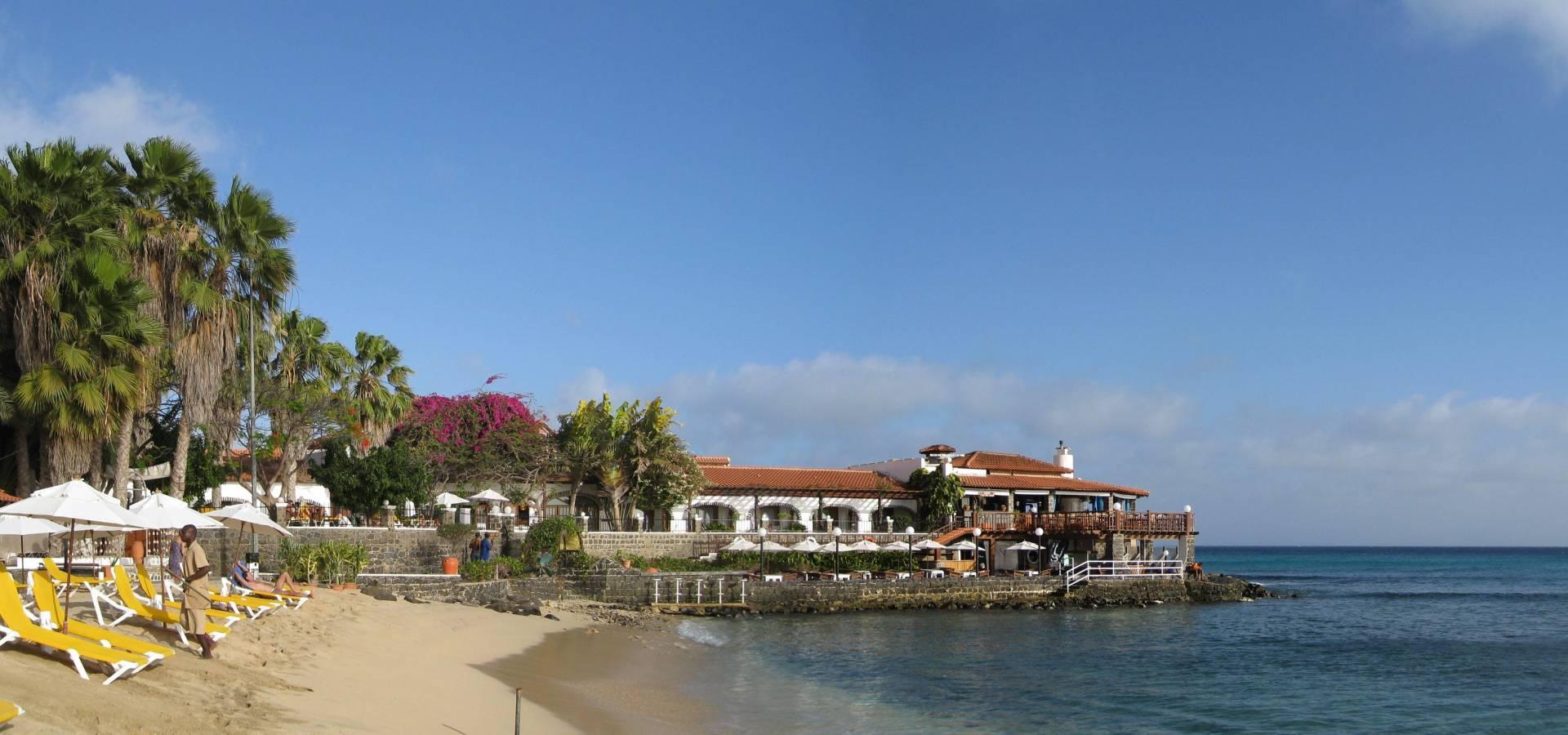 Cabo Verde - Hotel-Boutique Odjo d'Agua