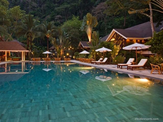 Hotel El Nido Resorts Lagen Island
