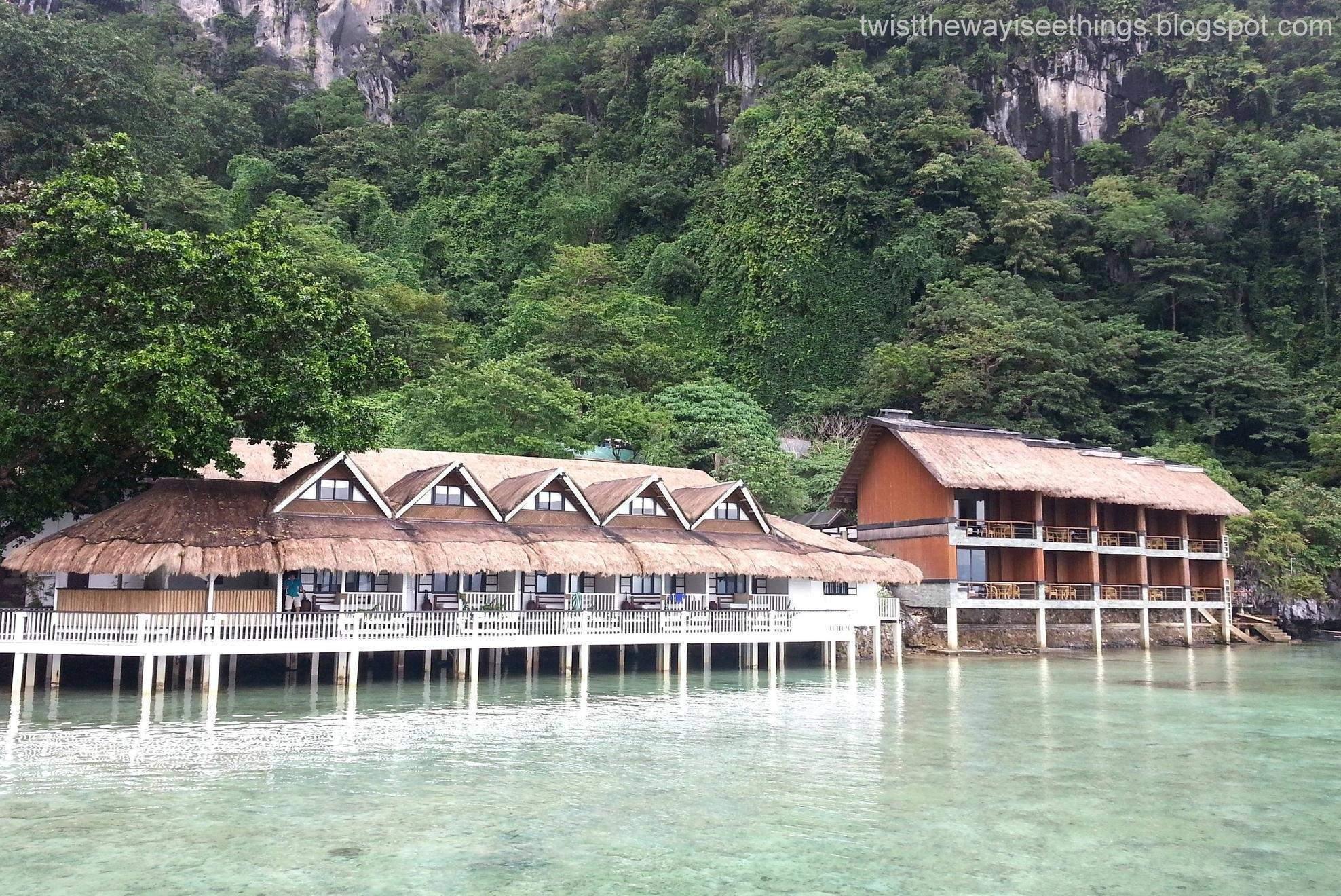 Hotel El Nido Resorts Miniloc Island