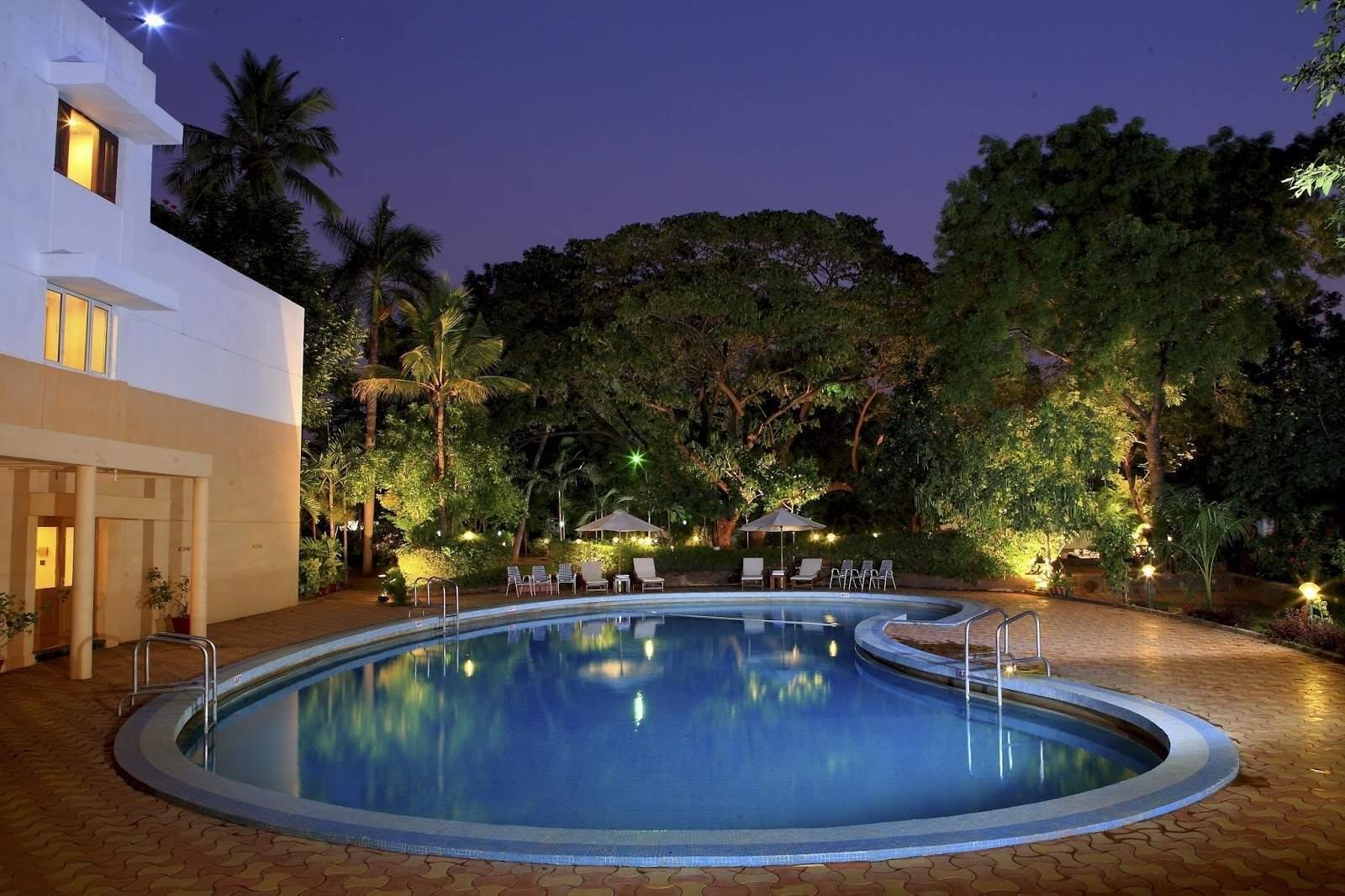 Hotel Sangam Madurai