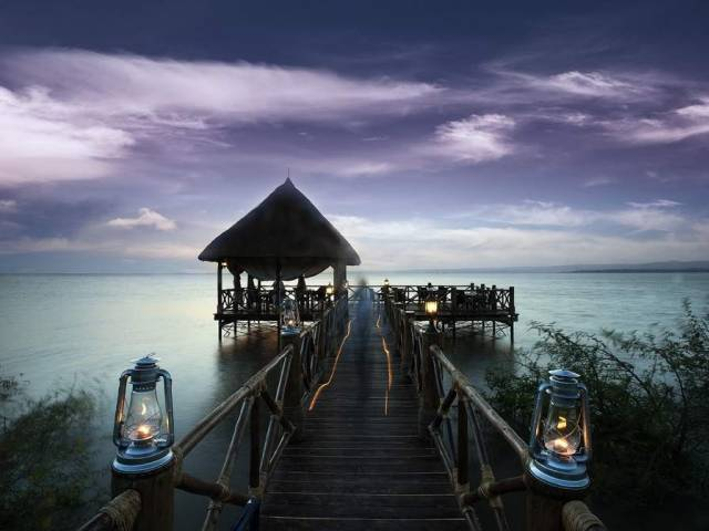 Hotel Eco-Lodge Impala