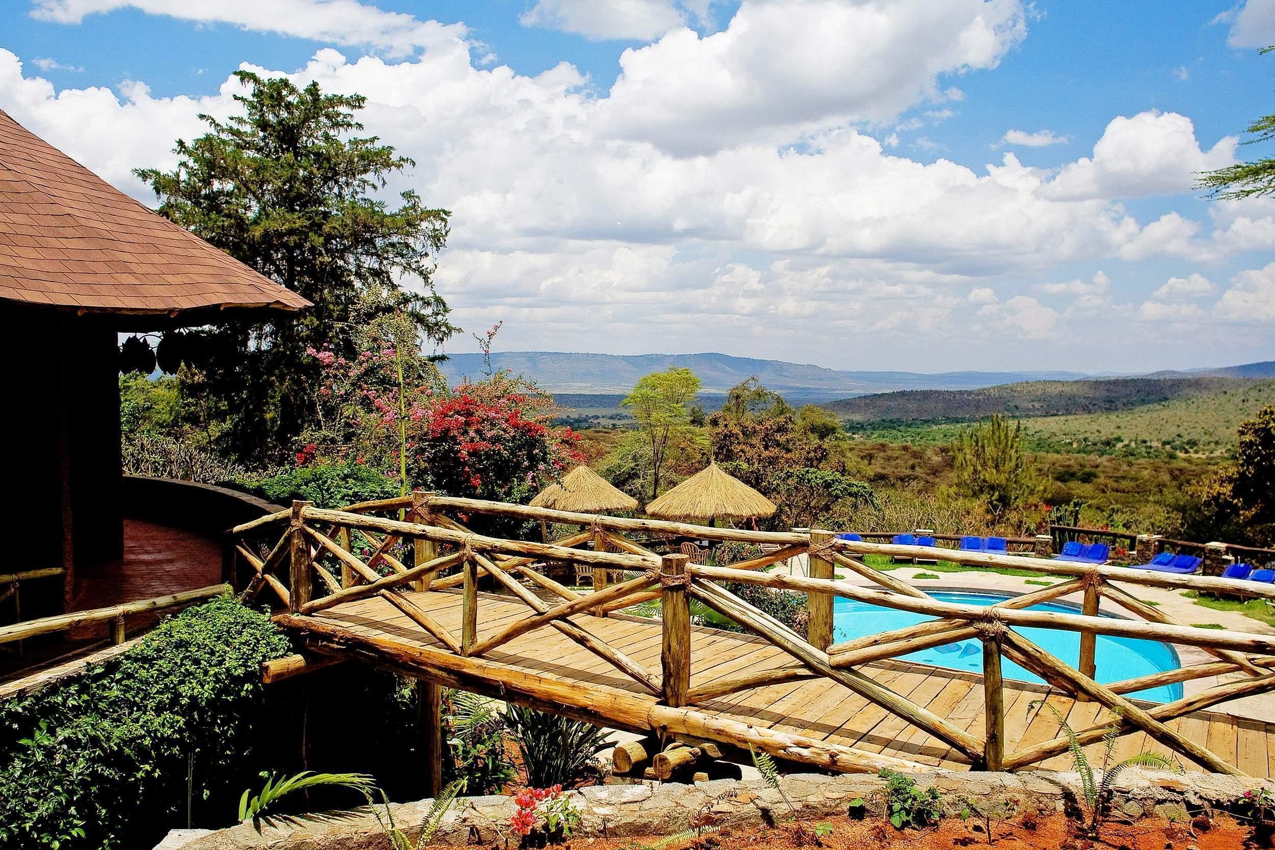 Lodge Sopa Masai Mara