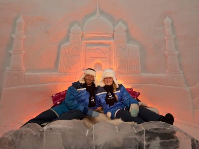 Snow-Hotel Kirkenes