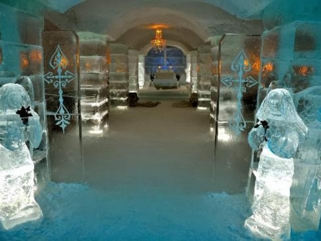 Hotel-Igloo Sorrisniva