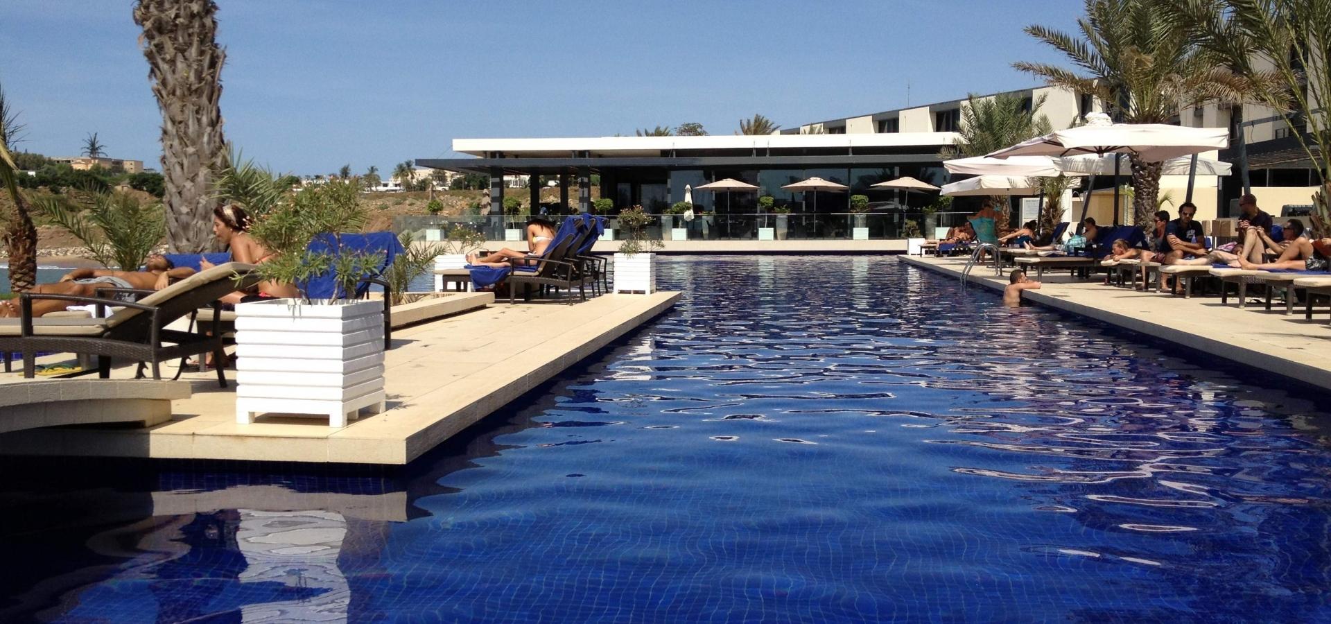 Senegal - Hotel Radisson Blu Dakar