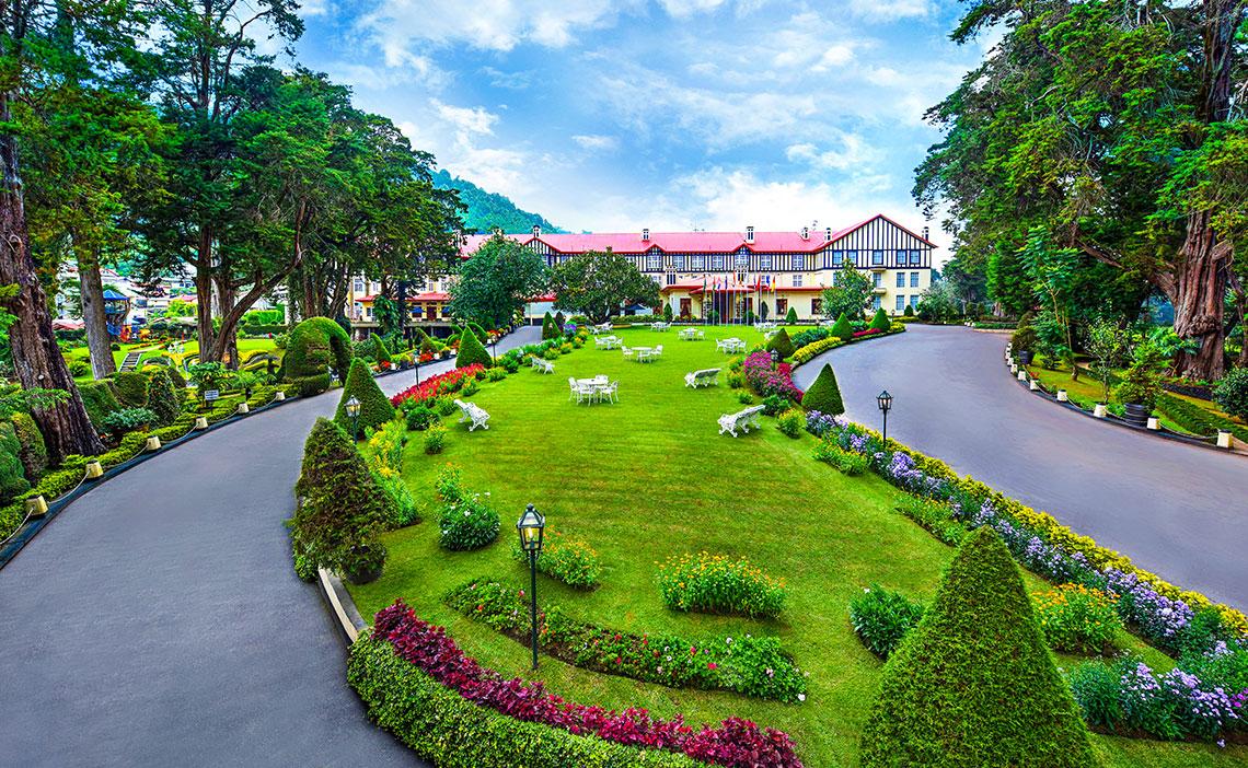 Hotel The Grand Nuwara Eliya