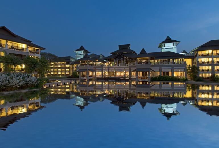 Hotel Le Méridien Chiang Rai Resort