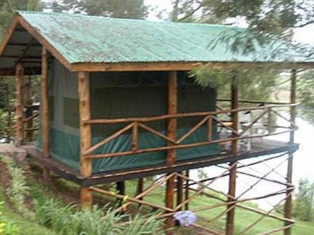 Tented-Camp Bunyonyi Overland Resort