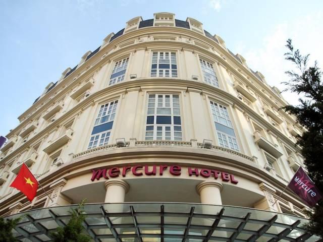 Hotel Mercure Hanoi La Gare
