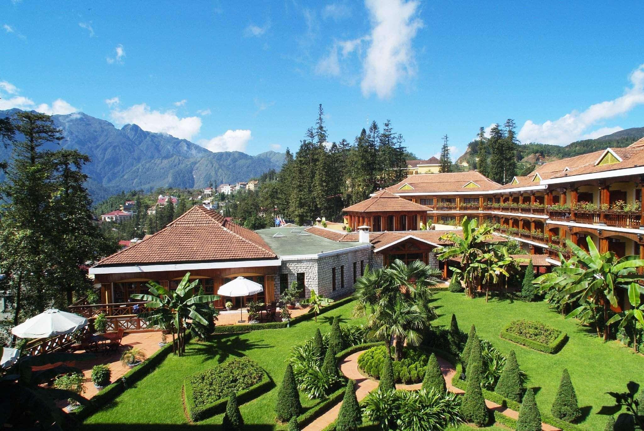 Hotel Victoria Sapa Resort & Spa