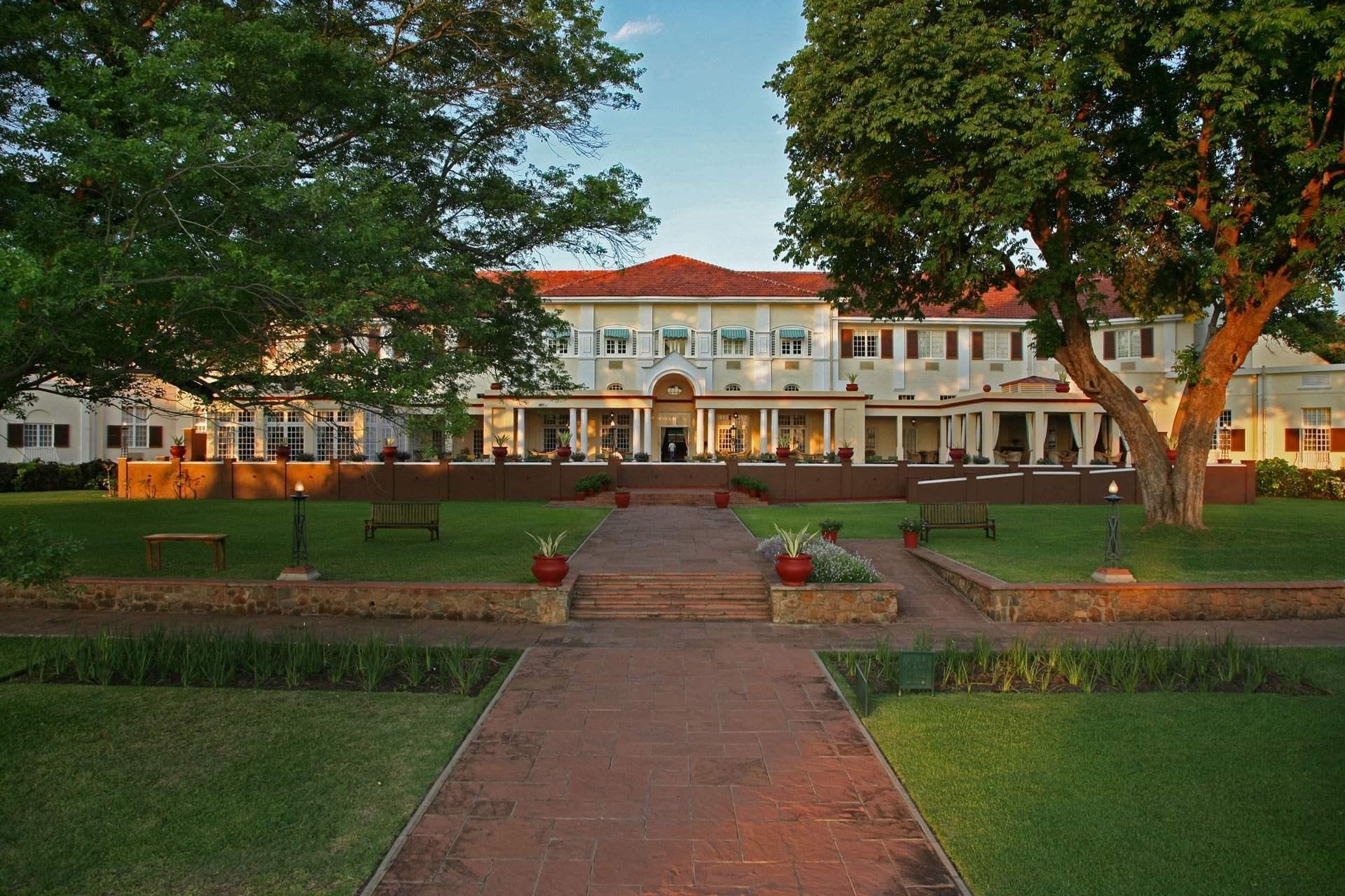 Hotel Victoria Falls