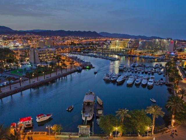 Marina de Eilat