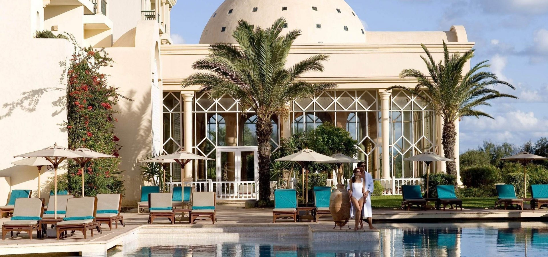 Tunez - Hotel The Residence Tunis by Cenizaro