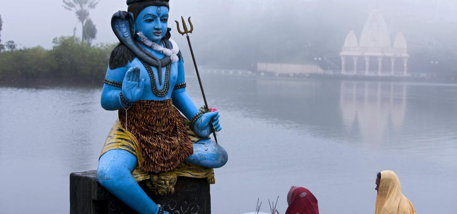Lago Ganga Talao..
