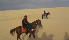 Desierto de Tunez - Túnez