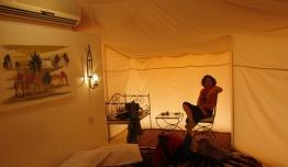 Desert-Camp Yadis Ksar Ghilane - Túnez