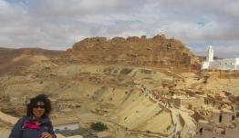 Pueblo troglodita bereber - Túnez