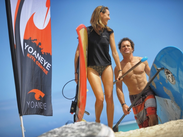 Hotel Beachcomber Dinarobin Golf & Spa - Stand-up paddle