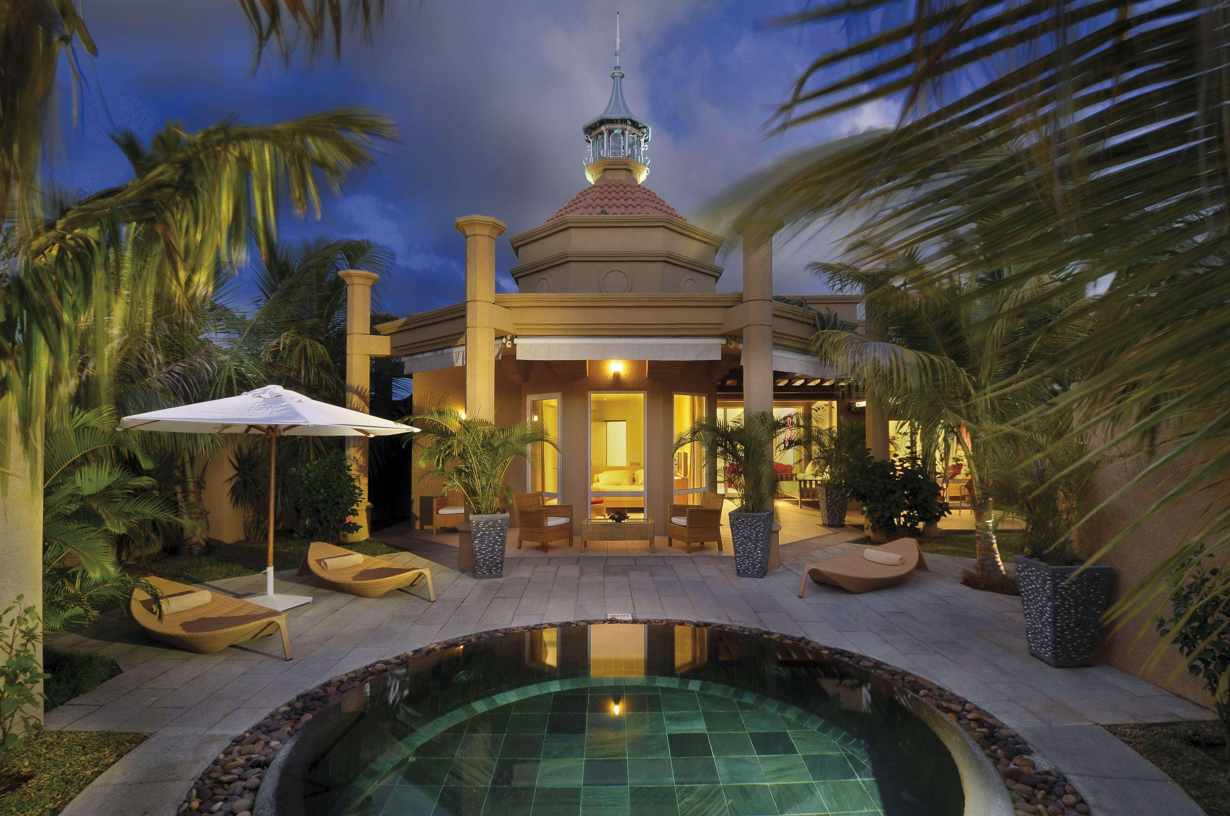 Mauricio - Hotel Beachcomber Mauricia Resort & Spa