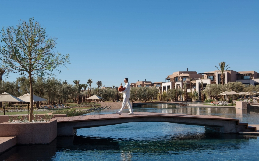 Marruecos - Hotel Beachcomber Royal Palm Marrakech