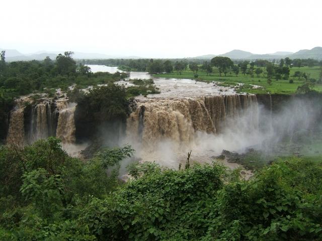 Cataratas Nilo Azul (Tis Isat)