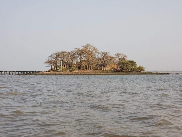 Isla Kunta Kinteh (James Island)