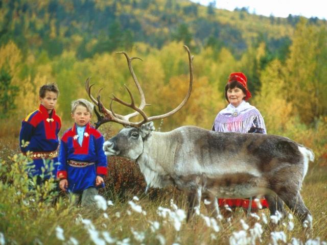 Pueblo Sami