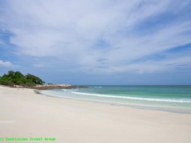 Playa en Koh Samed