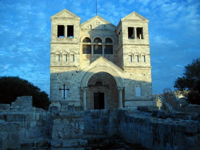 Iglesia de la Transfiguracion
