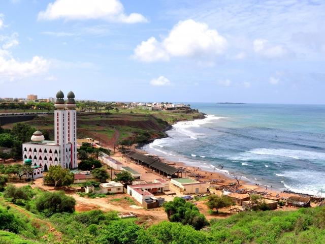 Playas y Mezquita