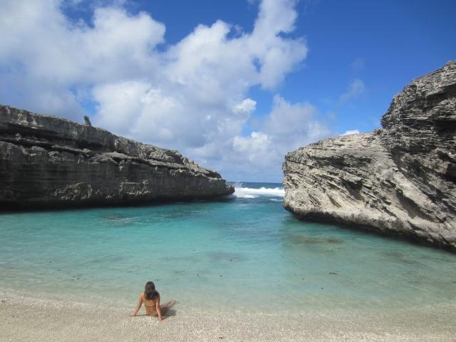 playa cristalinas