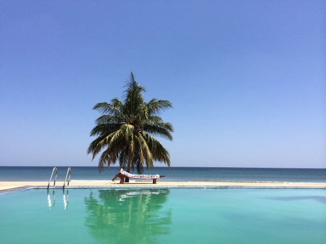 Nilawely beach