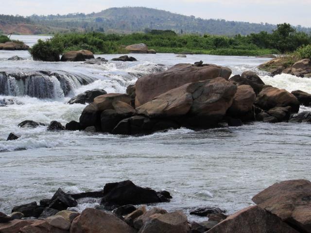 surco del rio Nilo