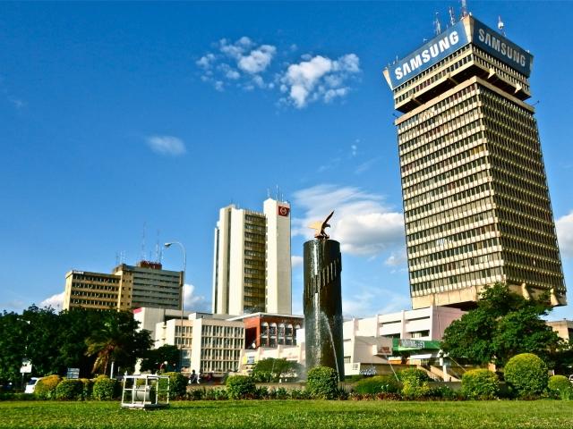 Ciudad y edificios