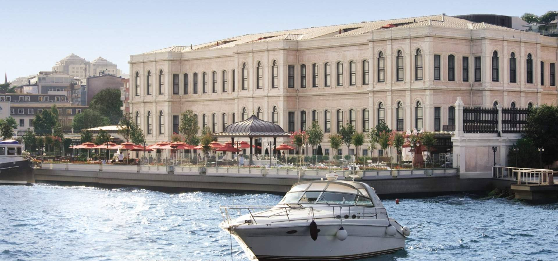 Turquia - Hotel Four Seasons Istanbul at Bosphorus