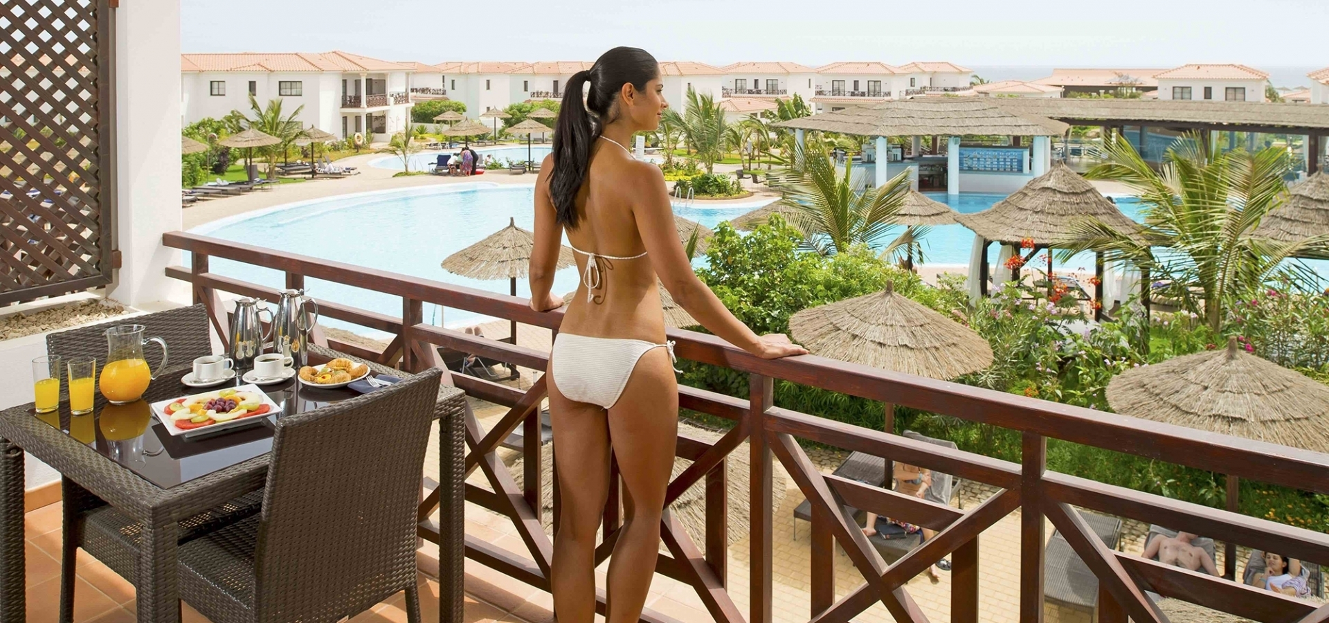 Cabo Verde - Hotel Melia Tortuga Beach Resort & Spa