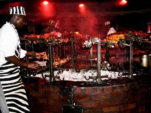 Restaurante The Carnivore