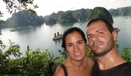 Sara MARIN & Ignacio VILASECA (Malaga) - Vietnam