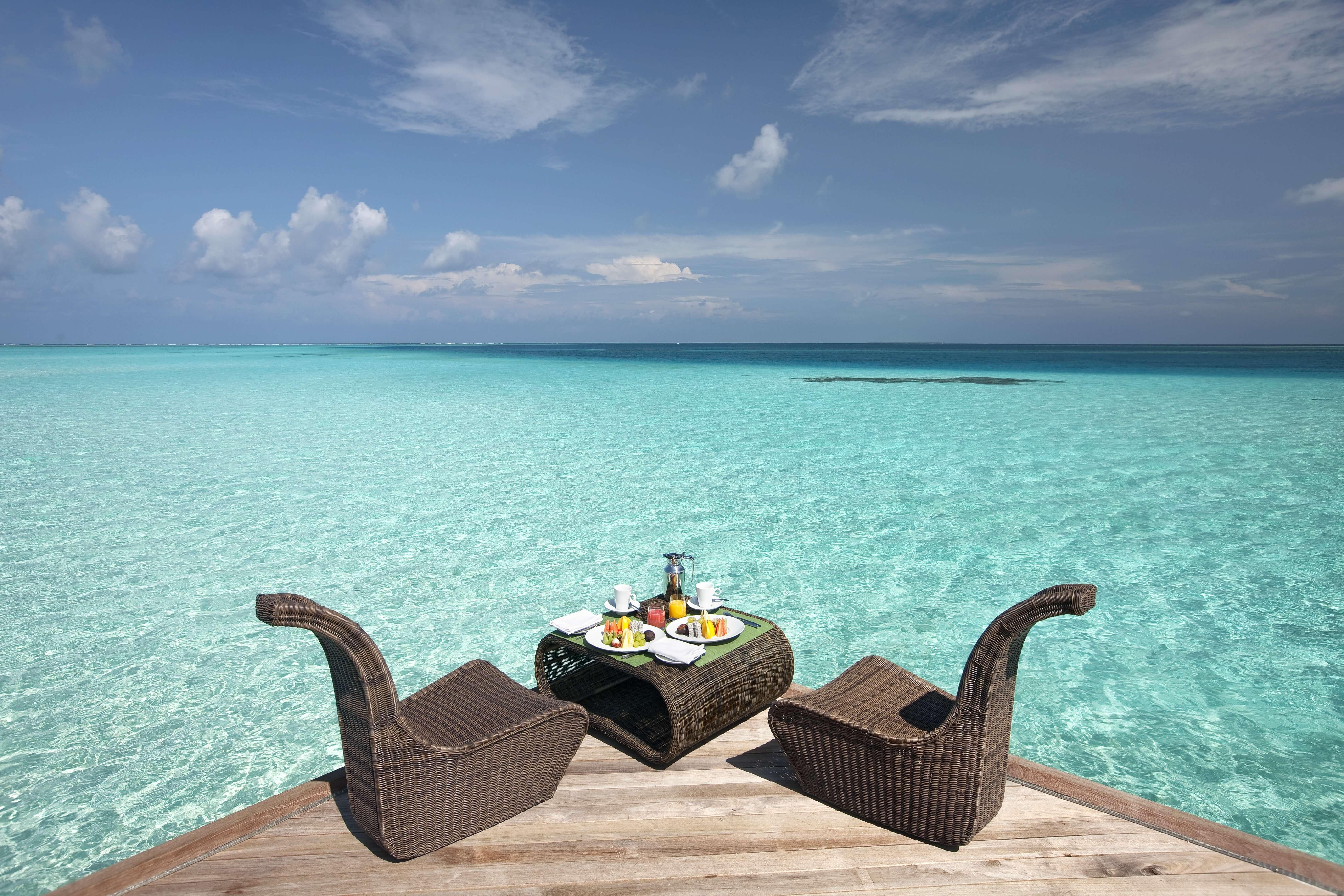 Maldivas - Villas Constance Moofushi