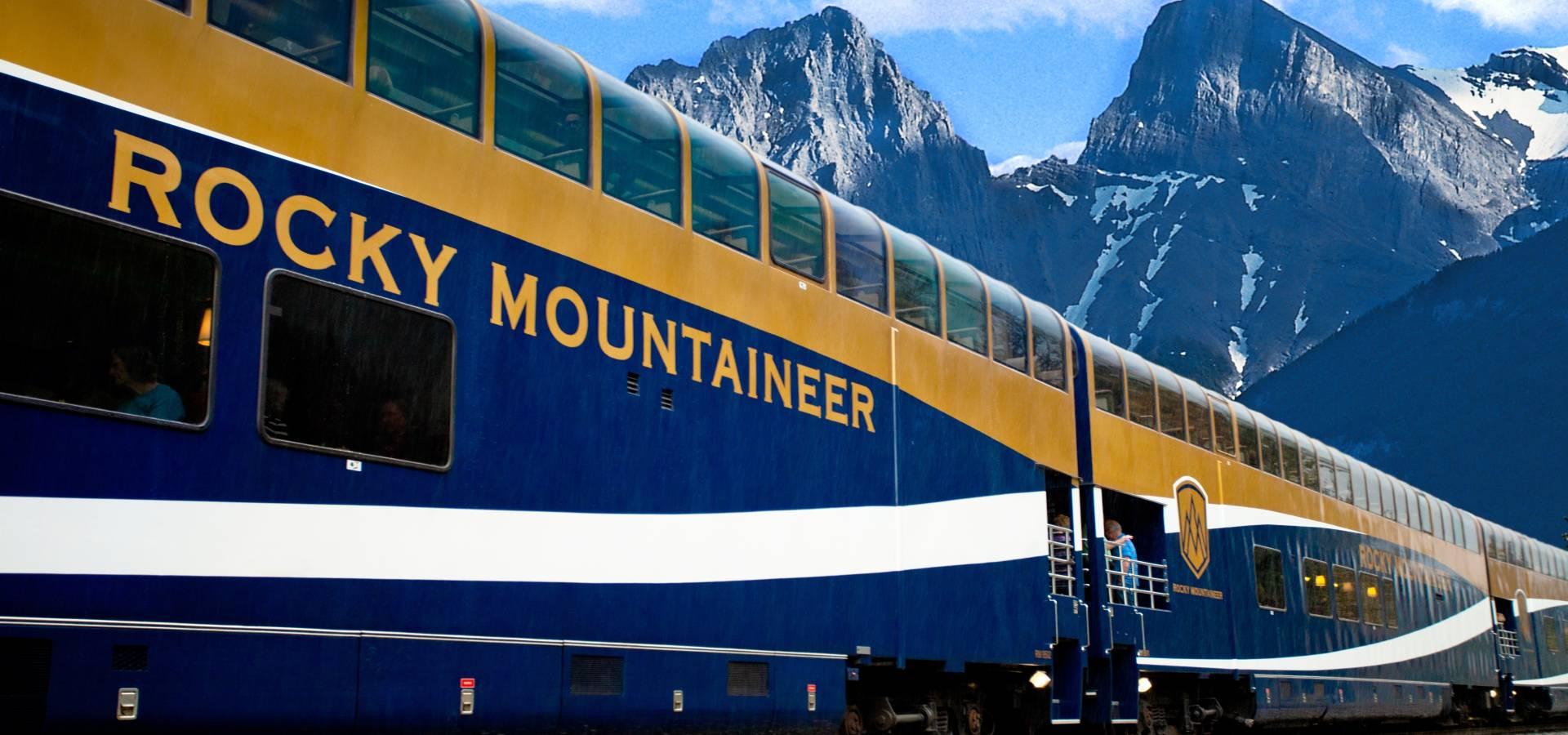 Canada Oeste - Tren Rocky Mountaineer por Las Rocosas