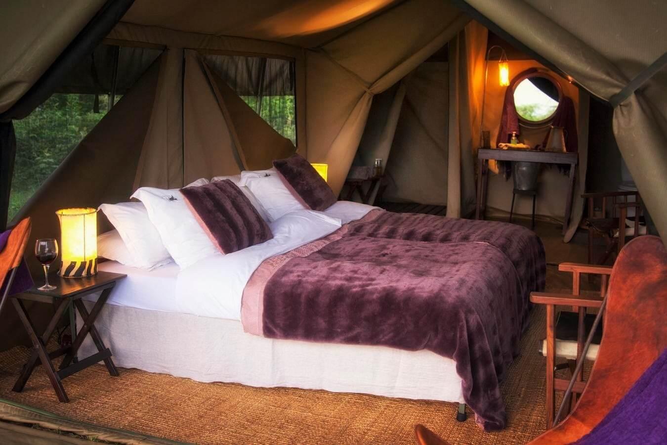 Tented-Camp Pakulala Luxury Ngorongoro