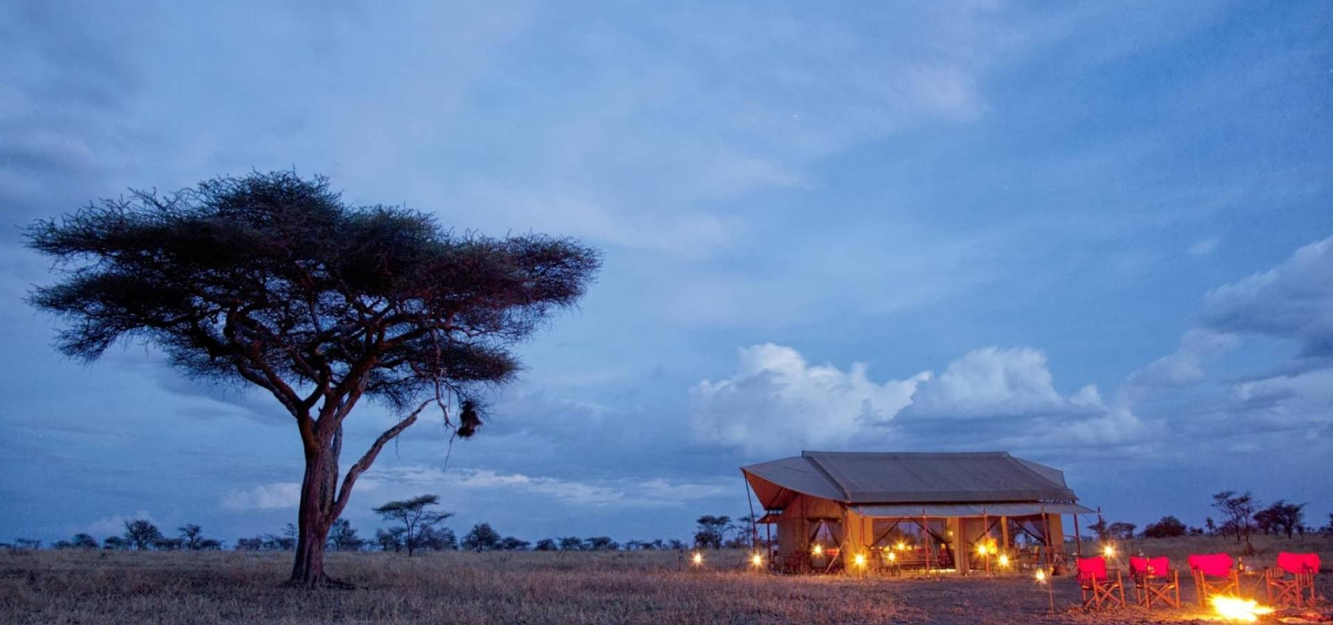 Safari-Vintage: Grand Tanganika al Completo en 4x4